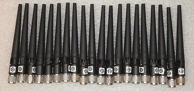 Cisco Aironet 2.4GHz 2.2dBi Omni Antenna AIR-ANT2422DB-R Genuine OEM Lot of 20