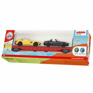 MARKLIN-my-world-Car-Transporter-HO-Gauge-MN44110