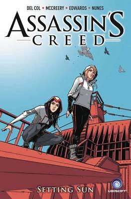 Assassin S Creed Setting Sun Volume 2 Tp Graphic Novel Vol