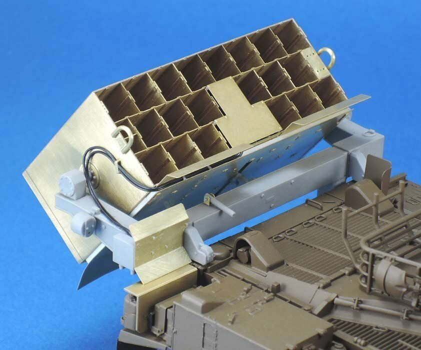Legend 1 35 IDF Puma CARPET Launcher Set for Hobby Boss