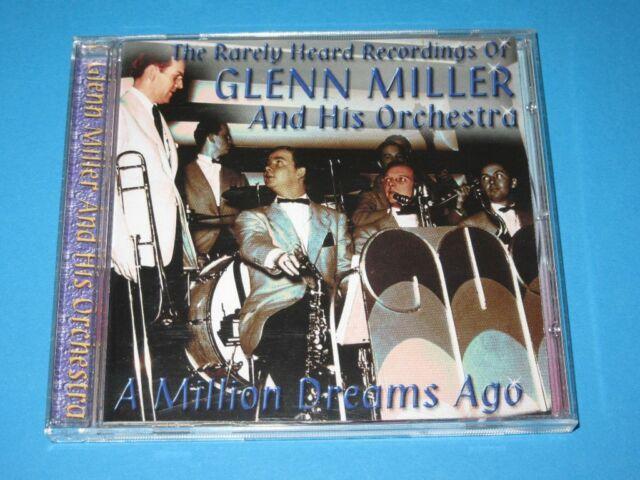 Glenn Miller / The Rarely Heard Recordings - A Million Dreams Ago - CD