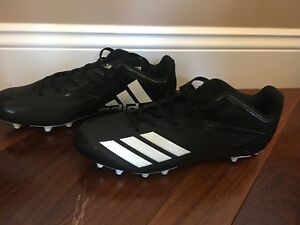 cab43338c5a New Adidas Freak X Carbon Mens Football Black White Shoes Cleats ...
