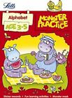 Letts Monster Practice: Alphabet Age 3-5 by Becky Hempstock, Carol Medcalf, Letts Monster Practice (Paperback, 2014)