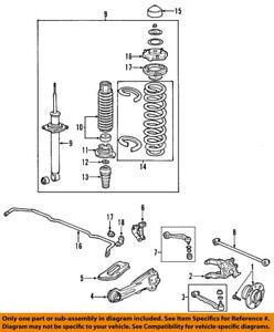 DNA Motoring LS-M303-BK Suspension Lowering Spring