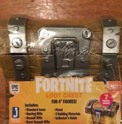Fortnite Loot Chest Battle Box Assortment Frozen Shroud Brand New Sealed