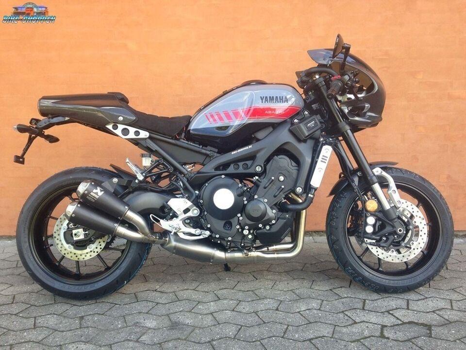Yamaha, XSR 900 Abarth, 900