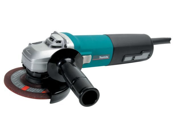 Makita ANGLE GRINDER 9565CN 125mm 1400W Deadman Switch, Super Joint System