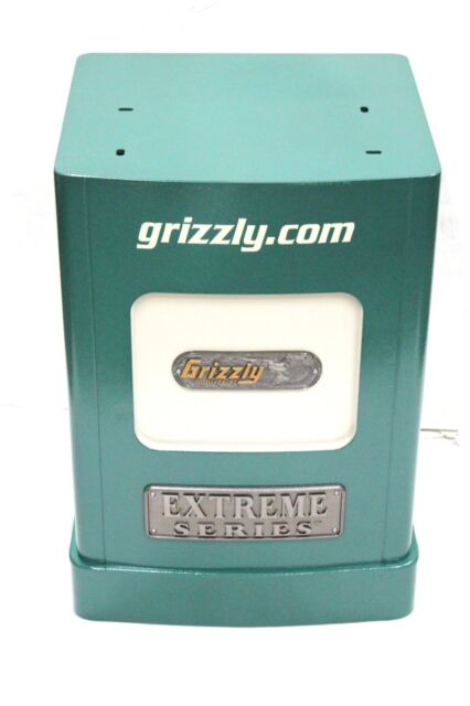 "Grizzly G0555X 14"" Extreme Series Bandsaw BASE ONLY"