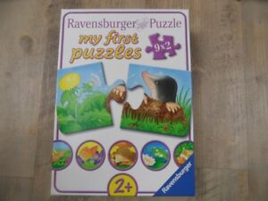 RAVENSBURGER-my-first-puzzles-9x2-ab-2-Jahre-TOP-KSo1217