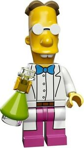 The-Simpsons-2-Lego-collectible-minifig-Scientist-Professor-Frink
