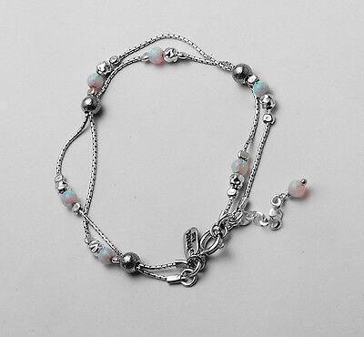 B00988OP SHABLOOL ISRAEL Didae Handcrafted Opal Sterling Silver 925 Bracelet