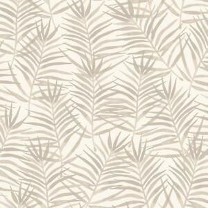 Image Is Loading RASCH PARADISE PALM LEAF PATTERN TROPICAL FLORAL MOTIF