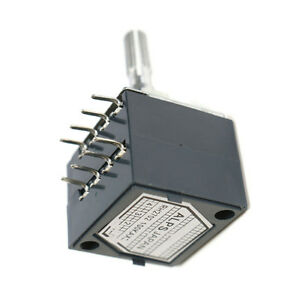 1pc-Potentiometer-100K-Log-ALPS-Audio-Amp-Volume-Control-Pot-Stereo-W-Loudness-K