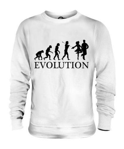 Irisch Tänzer Evolution des  Herrenchen Unisex Pullover Herren Damen Geschenk