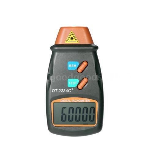 Tachimetro digitale portatile tachimetro laser senza contatto Tach Range I2Y1