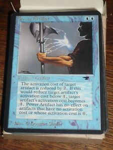 MTG-Magic-the-Gathering-POWER-ARTIFACT-Antiquities-RARE-Great-condition