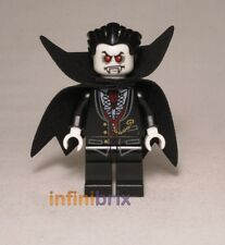 Lego Lord Vampyre from sets 10228 +9468 Monster Fighters Vampire Dracula mof007