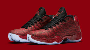 8119667fd309f2 Nike Air Jordan 29 XX9 Low Jimmy Butler PE Chicago Bulls Size 15 ...