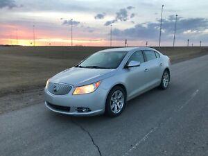 2011 Buick La Crosse CXL