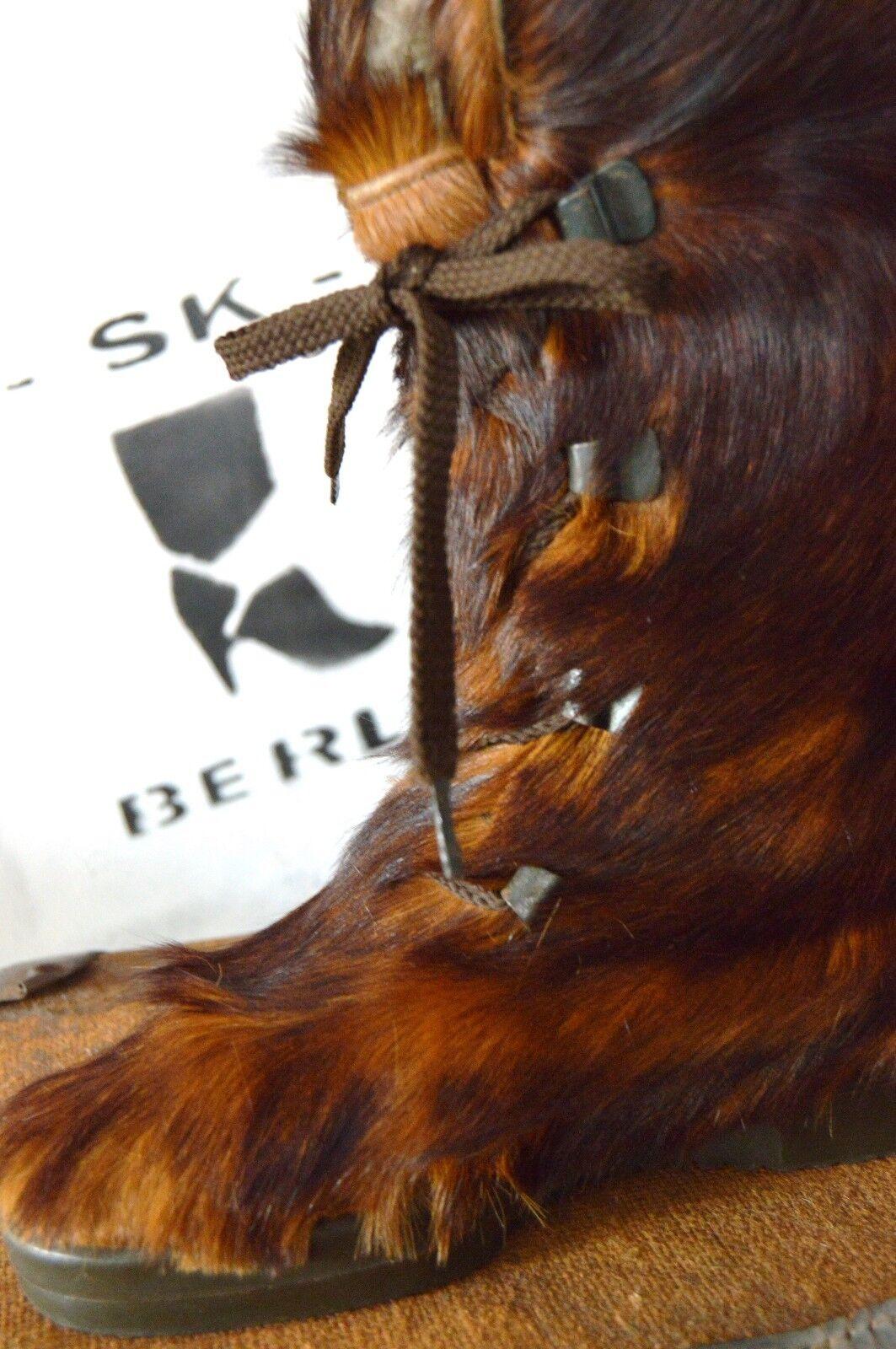 Nuevos mujeres, zapatos para hombres y mujeres, Nuevos descuento por tiempo limitado Botas de pelo Diadora yetistiefel botas True vintage botas de invierno snow Boots 46cbc9