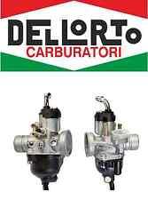 01389 Carburatore DELL'ORTO PHVA 17,5 TS 2T Booster 2004