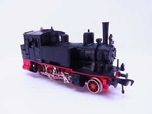86003 Fleischmann H0 4016 Steam Locomotive Br 70 091 DB Ready to Start Very Nice