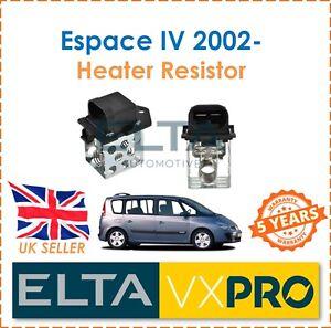 Fuer-Espace-IV-1-9-2-0-2-2-3-0-3-5-2002-Elta-Innenraum-Heizungsgeblaese-Widerstand-NEU
