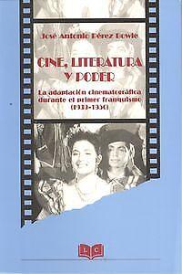 s l300 - Cine literatura y poder. NUEVO. Nacional URGENTE/Internac. económico. CINE, RADI