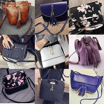 32 Stils Damen Handtasche Schultertasche Shopper Bag Umhängetasche Damentasche