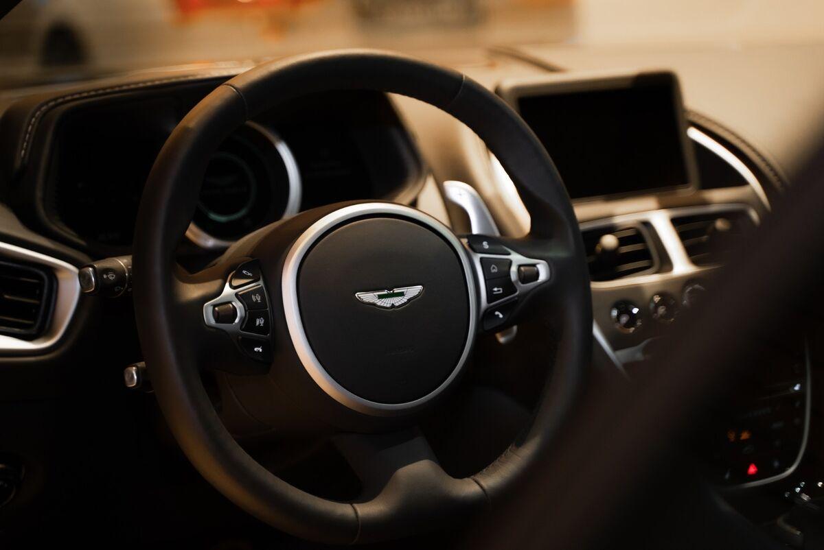 Aston Martin DB11 V12 Coupé AMR aut.