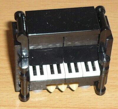 Musik in Schwarz aus Friends Friends Lego City cooles Flügel Klavier