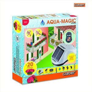 Claber-Aqua-Magic-8063-Solar-Powered-Drip-Irrigation