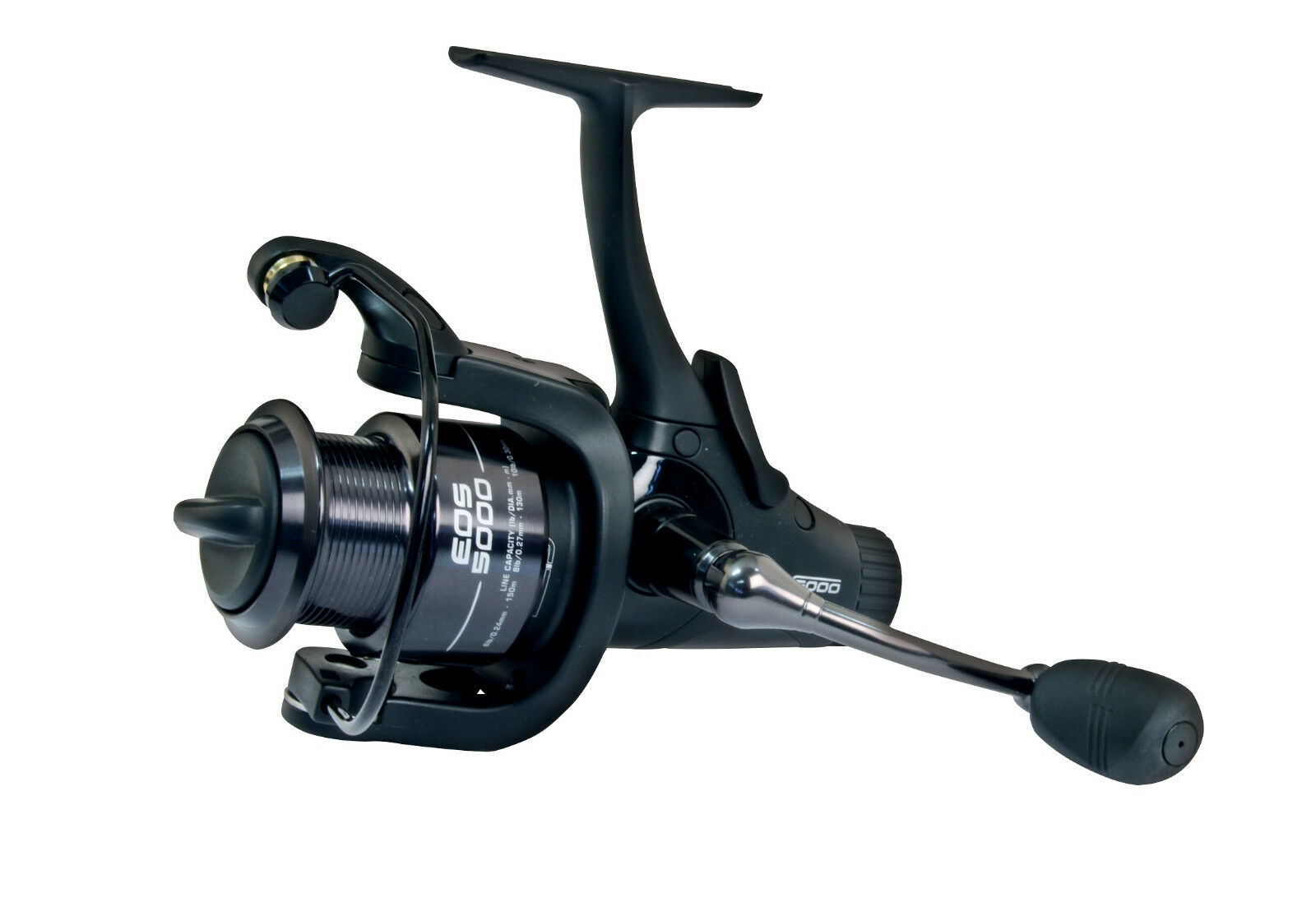 Fox Eos 5000 CRL062 Rolle Reel Angelrolle Karpfenrolle Freilaufrolle Rolle