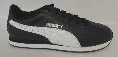 Details zu NEU Puma Turin Größe 47 Herren Retro Sneaker Schuhe 360116 01 Lifestyle BLACK