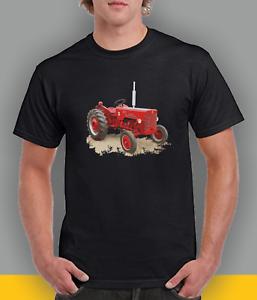 Classique tracteur International B250 T-shirt d/'inspiration idée cadeau