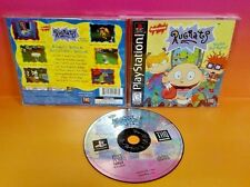Rugrats: Search for Reptar Playstation 1 2 PS1 PS2 Games Complete Nickelodeon