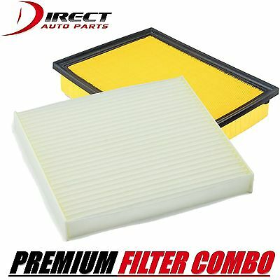 TOYOTA CABIN /& AIR FILTER COMBO FOR TOYOTA PRIUS V 1.8L ENGINE 2016-2012