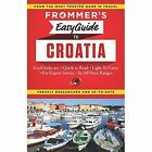 Frommer's EasyGuide to Croatia by Jane Foster (Paperback, 2014)