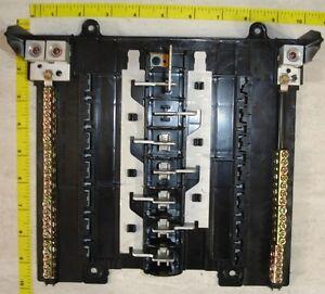 ge main circuit breaker panel interior general electric 12 ... f250 fuse box repair electrical fuse box repair kit