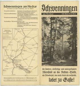 Prospekt-034-Schwenningen-034-30er-Jahre-Verkehrsverein