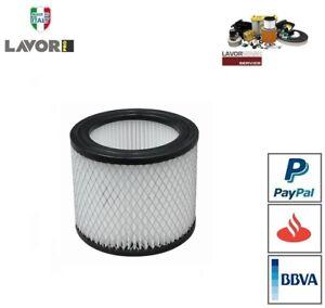 LAVOR Filtro Lavable Para Aspiradora Ashley 800 Y Freddy | eBay