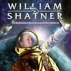 Seeking Major Tom [Digipak] by William Shatner (CD, Oct-2011, 2 Discs, Cleopatra)