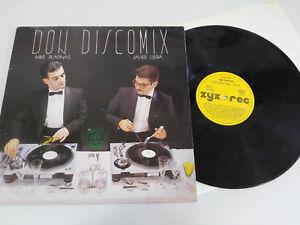 ITALO-BOOT-MIX-VOL-X-MAXI-LP-VINYL-VINILO-12-034-1987-VG-VG-GERMAN-EDIT-ZYX-REC