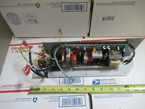 LEICA-DMRB-GERMANY-POWER-SUPPLY-BOARD-MICROSCOPE-PART-AS-PICTURED-amp-FT-6-180
