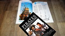 PIRATES  ! roman polanski dossier presse scenario cinema 40 pages