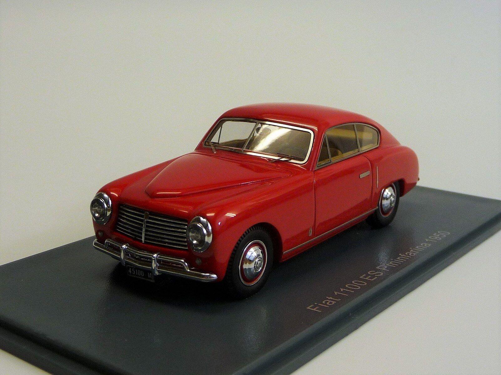 Fiat 1100 ES Pinifarina 1950 Neo Scale Models 45100 Neu in OVP 1 43