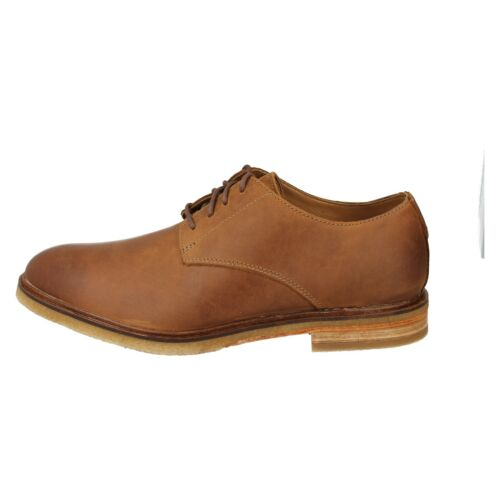 CLARKDALE MOON MENS CLARKS LACE UP DRESS CASUAL SMART LEATHER SHOES SUMMER SIZE