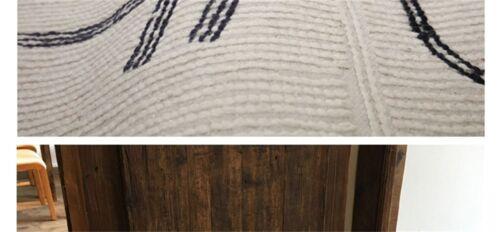 LUXURY100/% Cotton Soft Woven Design Heavy Bath Mat Rug New Pedestal Set Bathroom