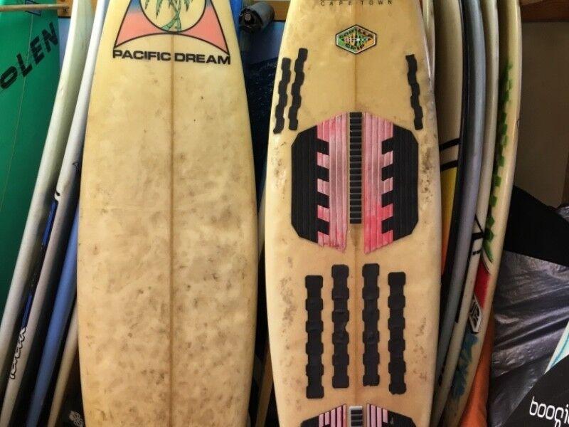 Surfboard, old school, beginners