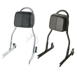 Detachable-Rear-Passenger-Sissy-Bar-Backrest-Fit-For-Harley-Softail-FLST-FLSTN